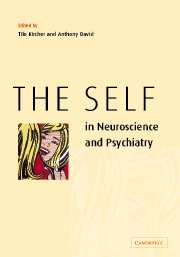 The Self in Neuroscience and Psychiatry