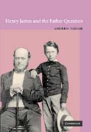 Henry James and the Father Question