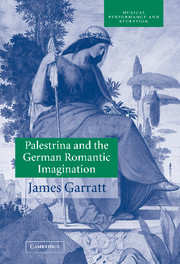 Palestrina and the German Romantic Imagination