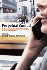 Perpetual Contact