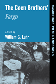 The Coen Brothers' Fargo