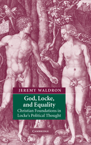 God, Locke, and Equality