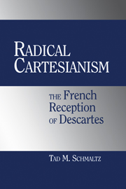 Radical Cartesianism