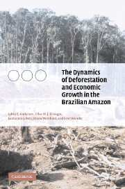 The Dynamics of Deforestation and Economic Growth in the Brazilian Amazon