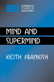 Mind and Supermind