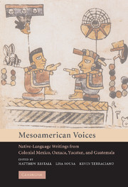 Mesoamerican Voices