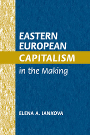 Eastern European Capitalism in the Making
