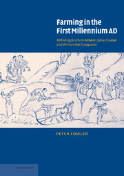 Farming in the First Millennium AD