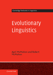 Evolutionary Linguistics