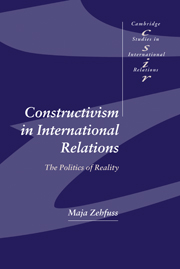 Constructivism in International Relations