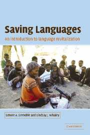 Saving Languages