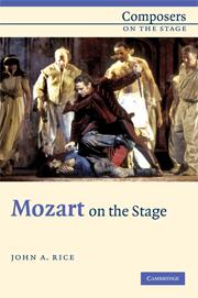 Mozart on the Stage