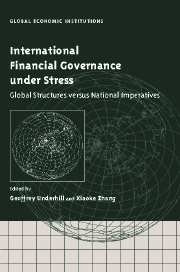 International Financial Governance under Stress