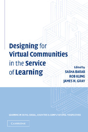 Designing for Virtual Communities in the Service of Learning