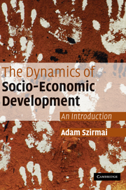 The Dynamics of Socio-Economic Development
