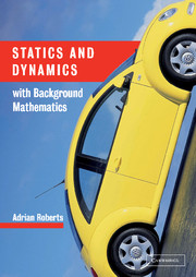 Statics and Dynamics with Background Mathematics