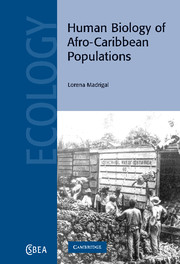 Human Biology of Afro-Caribbean Populations