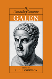 The Cambridge Companion to Galen