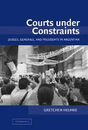 Courts under Constraints