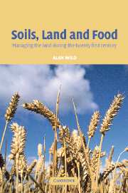 Soils, Land and Food