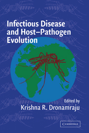 Infectious Disease and Host-Pathogen Evolution