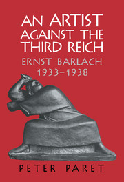 An Artist against the Third Reich