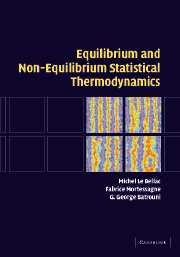 Equilibrium and Non-Equilibrium Statistical Thermodynamics