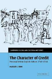 The Character of Credit