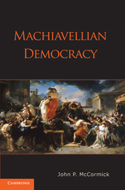 Machiavellian Democracy