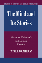 The Mind and its Stories