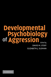 Developmental Psychobiology of Aggression