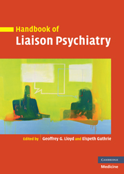 Handbook of Liaison Psychiatry