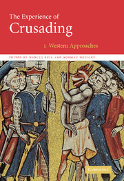 The Experience of Crusading