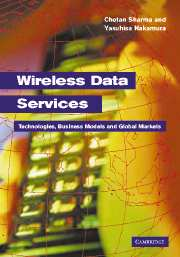 Wireless Data Services