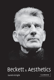 Beckett and Aesthetics