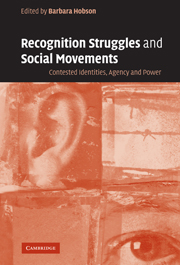 Recognition Struggles and Social Movements