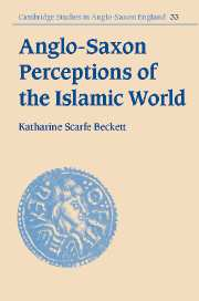 Anglo-Saxon Perceptions of the Islamic World