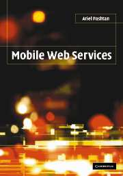 Mobile Web Services