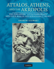 Attalos, Athens, and the Akropolis
