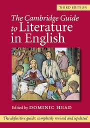 The Cambridge Guide to Literature in English