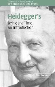Heidegger's Being and Time