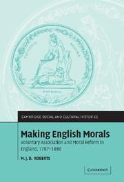Making English Morals