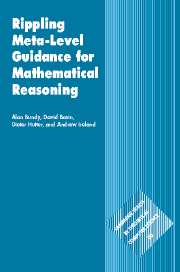 Rippling: Meta-Level Guidance for Mathematical Reasoning