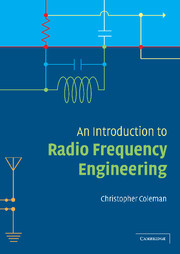 Introduction radio frequency engineering rf and microwave look inside an introduction to radio frequency engineering fandeluxe Gallery