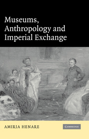 Museums, Anthropology and Imperial Exchange