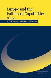 Europe and the Politics of Capabilities