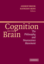 Cognition and the Brain