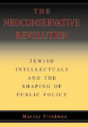 The Neoconservative Revolution