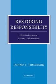 Restoring Responsibility