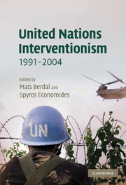 United Nations Interventionism, 1991–2004
